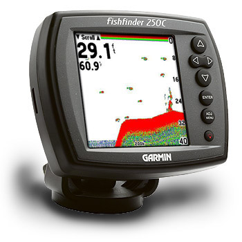 fishfinder 400c garmin